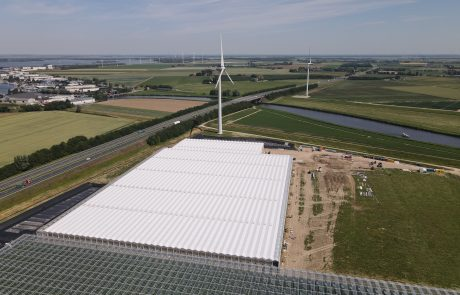 Luchtfoto project fromboer