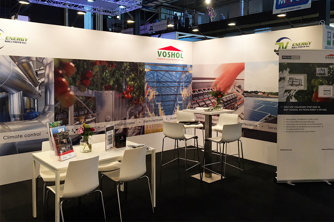 Voshol stand horticontact