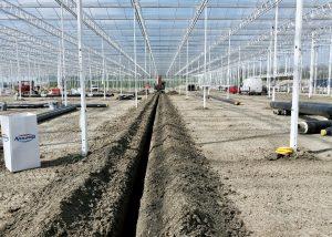 FromBoer tuinbouw project van Voshol