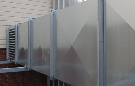 WKK luchtaanzuigingskanaal geïnstalleerd bij Carlo Zwinkels