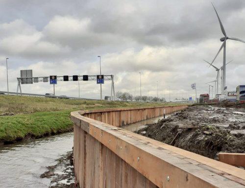 Start nieuwbouw Voshol in Waddinxveen